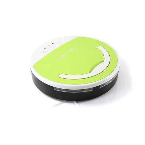 Pure Clean Smart Robotic Vacuum Cleaner Automatic Sweeper