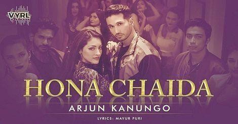 Hona Chaida Mp3 Song Download Punjabi Arjun Kanungo 2019 Love Songs Lyrics Mp3 Song Download Songs
