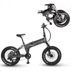 Quietkat Folding Bike