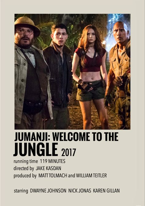 jumanji welcome to the jungle by millie