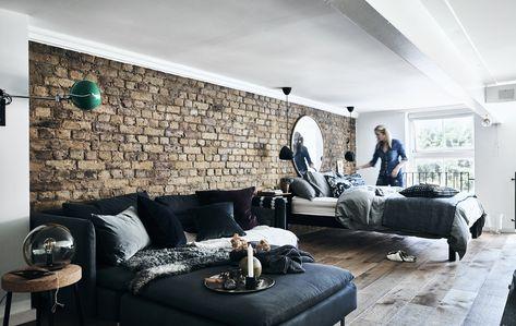 386 best IKEA Schlafzimmer u2013 Träume images on Pinterest Wall - vorhang schlafzimmer modern