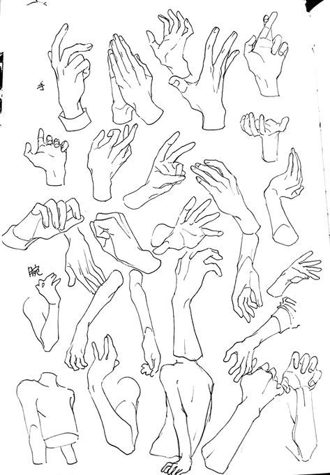 How To Draw Hands Anime Design Reference 43 Trendy Ideas How To Draw Hands Drawings Design Reference