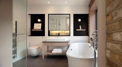 Contemporary Bathroom by TG-Studio