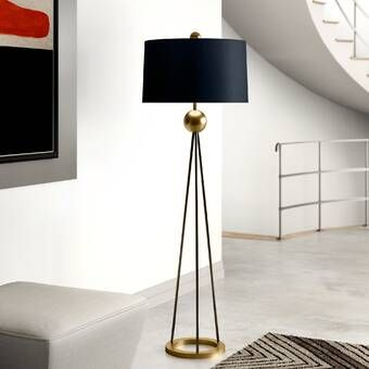 Dunham 65 5 Traditional Floor Lamp Traditional Floor Lamps Floor Lamp Lamp