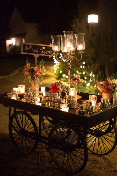 Fiesta Fabulosa - 10 ideas de mesa de postres para tu boda