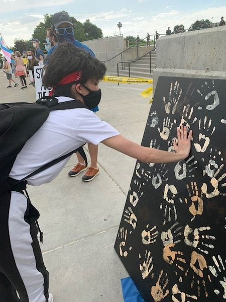 Utahns Create Community Art Projects To Capture Protests Against Racial Injustice Racial Injustice Injustice Racial