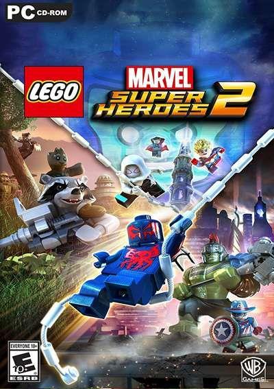 Lego Marvel Super Heroes 2 Mega Lego Marvel Superhéroes Marvel Juegos Nintendo