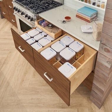 Masterpiece Deep Drawer Organizer Deep Drawer Organization