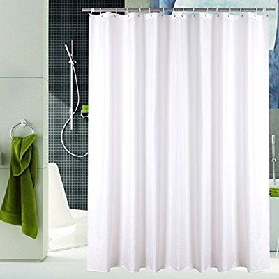 Amazon Com Yuunity Mildew Resistant Polyester Fabric Shower