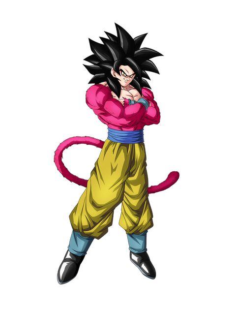 Goku Ssj4 Desenhos De Anime Anime Super Sayajin