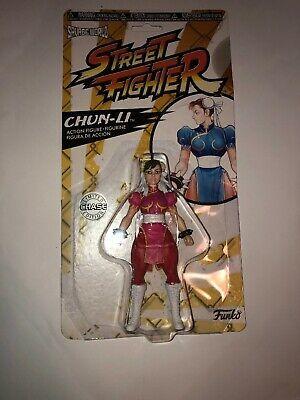 Funko Savage World Street Fighter Chun-Li With Chase