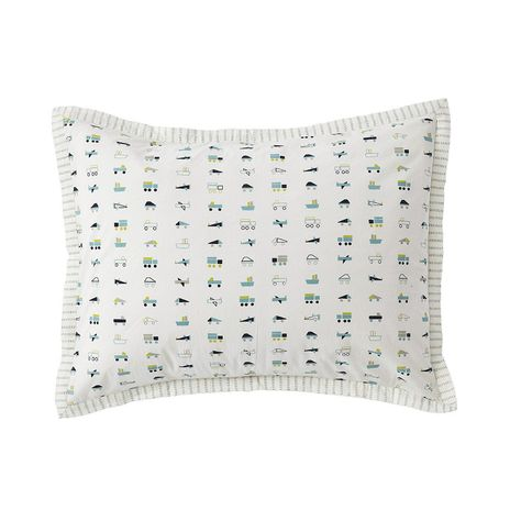Pillow Sham | Pillows, Pillow shams