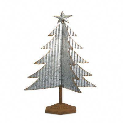 The Holiday Aisle Metal Tree On Stand Wayfair In 2020 Metal Tree Wall Art Metal Tree Tree Wall Decor