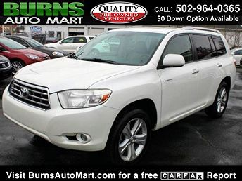 Used Toyota Highlander For Sale In Louisville Ky With Photos Carfax Toyota Highlander Used Toyota Highlander Toyota