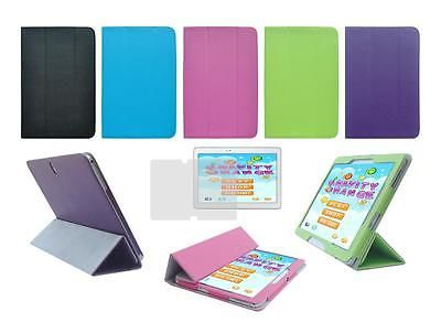 """TPU Skin Cover Case and Screen Protector for Samsung Galaxy Tab 3 10.1/"""" GT-P5210"""
