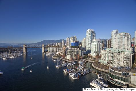 Vancouver Real Estate Felt 'Little Impact' From Foreign Tax: Capital Economics