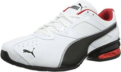 shoes #chaussure #blanc #white #cuir #lacoste #puma #nike