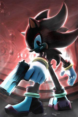 Iphone Wallpaper 70 Gaming Inspired Designs Designrfix Com Shadow The Hedgehog Sonic And Shadow Super Shadow