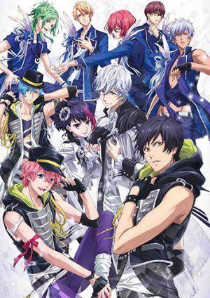 B Project Kodou Ambitious Dvd Anime Anime Shows Anime Fandom