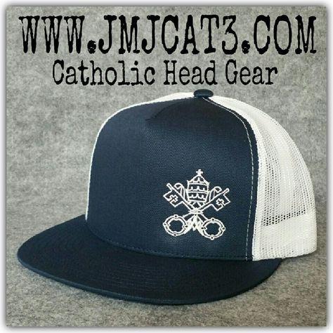 JMJCat3 Vatican Snapback