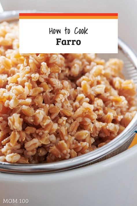 How to Cook Perfect Farro on the Stove