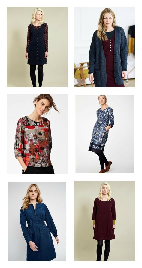 Ethical Clothing Inspiration for Autumn | Moral Fibres - UK Eco Green Blog