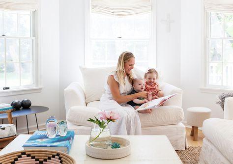 Family Time - A Creative Director's Modern-Meets-Global Beach House - Photos