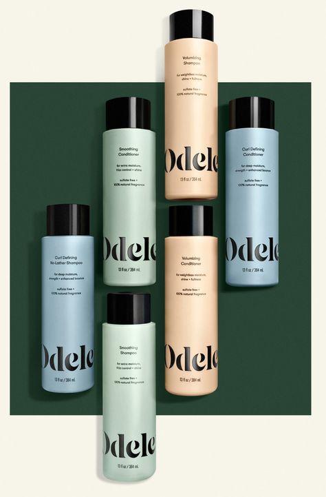 Gender-Neutral Brand Odele Believes Good Hair Is For Everyone