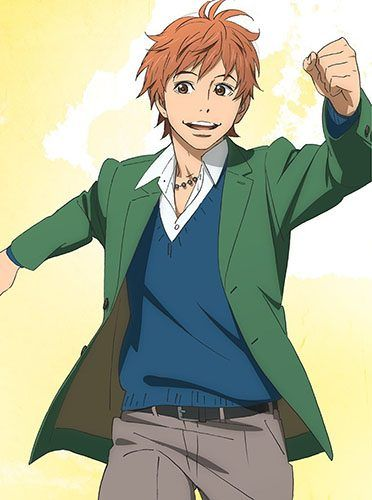 Hiroto Suwa Anime Orange Birthday November 27 Anime Orange Suwa Anime Lineart
