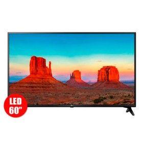 Tv 60 151cm Lg 60uk6200 Uhd Internet Con Imagenes Smart Tv