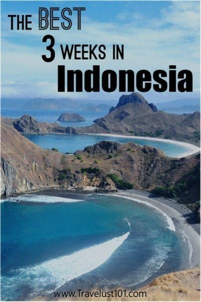 Planning an itinerary for your Indonesia travel? Check out this ultimate 3-week itinerary for the best of Indonesia featuring bucket list destinations Sumatra, Bali, Lombok (Mount Rinjani), Komodo and Nusa Lembongan, Nusa Ceningan and Gili islands! If you are an outdoor adventure lover, you won't want to miss this top Southeast Asia travel destinations! Asia Travel   Indonesia islands   #indonesia #komodo #southeastasia #bali #lombok #Giliislands #lembongan #asia