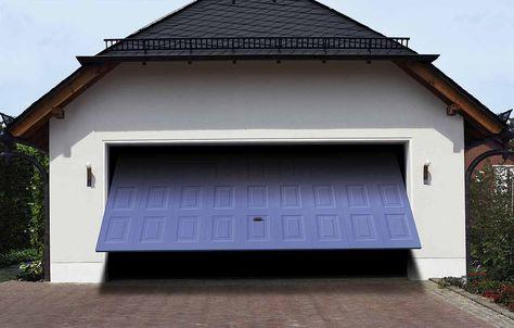 Trouvez Votre Porte De Garage Basculante Maison Du Menuisier En 2020 Porte Garage Porte De Garage Basculante Garage