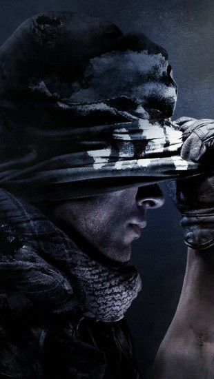 Call Of Duty Ghosts Hd The Iphone Wallpapers Call Of Duty