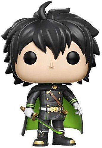 Funko Pop Anime Seraph Of The End Yuichiro Toy Figures Check