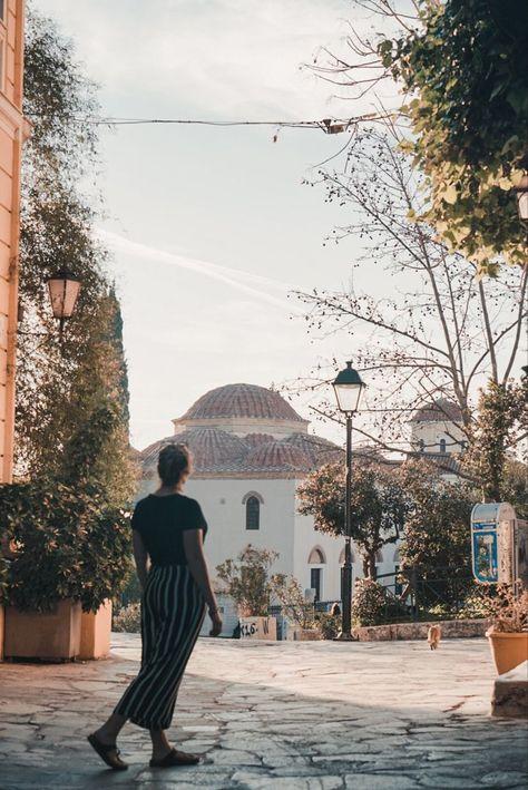 La Vie En Marine's Self Guided Athens Walking Tour! – La Vie En Marine