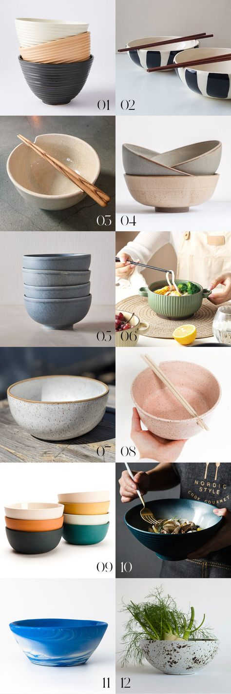 Let Me Shop for You: Ramen Bowls - Oh Joy!