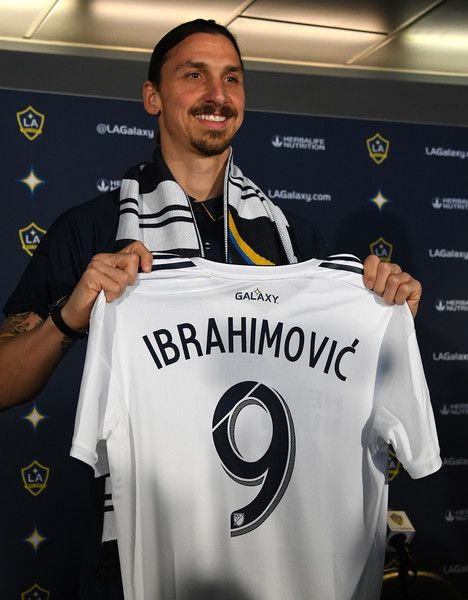 new style ca711 5870b Zlatan Ibrahimovic Photos Photos: Los Angeles Galaxy ...