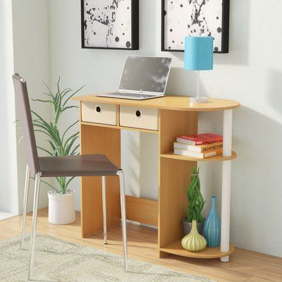 Ebern Designs Lapham Peninsula Computer Desk Wayfair Desk Home Office Furniture Office Desk