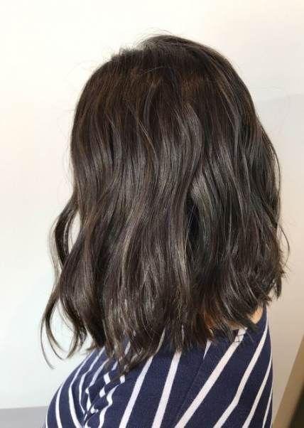 68+ Trendy Hair Bob Dark Waves hair