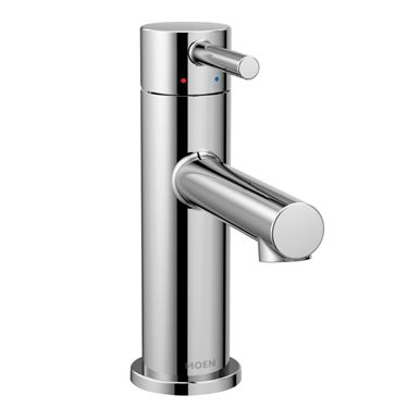 Single Hole Bathroom Faucet, One Handle Bathroom Faucet