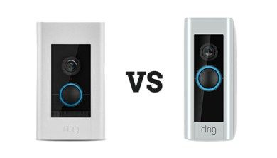 Battle Of The Ring Doorbells The Ring Video Doorbell 2 Vs Ring Video Doorbell Pro Ring Video Doorbell Ring Doorbell Doorbell