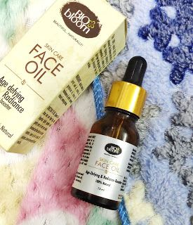 Biobloom Face Oil Age Defying Radiance Booster Face Oil Age Defying Oils