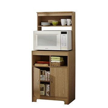 Fingerhut Kitchen Rustic Table Alcove Microwave Stand Com Furniture 140