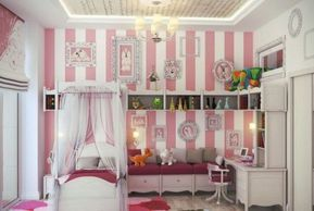 Adorable Toddler Girl Bedroom Ideas On A Budget Girl Bedroom