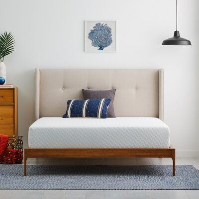 Wayfair Sleep 10 Firm Gel Memory Foam Mattress Mattress Size Full In 2020 Mattress Sizes Comfort Mattress Foam Mattress