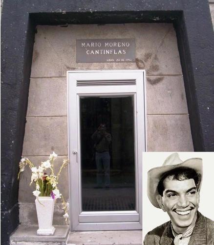 """Cantinflas"" (1911-1993) - reposan_en_paz"