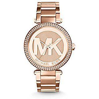 Michael Kors Damen Uhren Mk5865 Geschenkidee Damenuhr Werbung Uhr Rosegold Michael Kors Armbanduhr Michael Kors