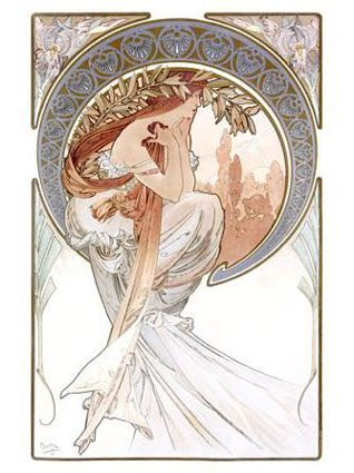mucha-alphonse-mucha-nouveau-the-arts-poetry-poster-1187075.jpg (318×425)