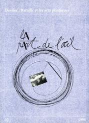 N 10 1994 Dossier Bataille Et Les Arts Plastiques