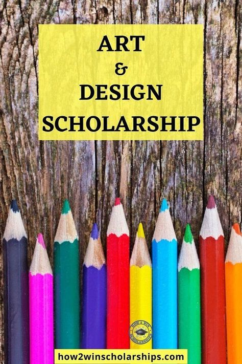 Art and Design Scholarship for College - Get Creative!